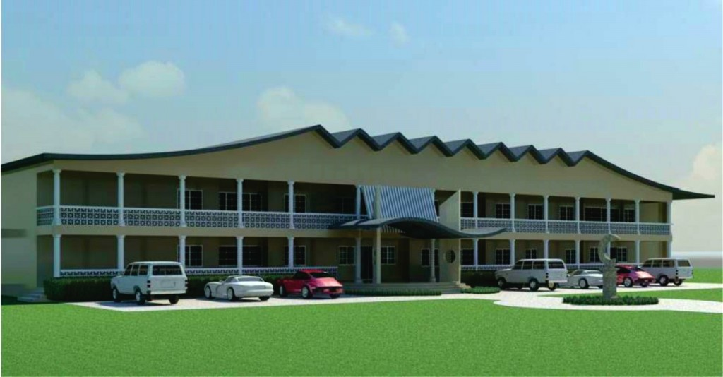 Proposed Administration Building