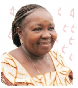 Beatrice Gbanga Medical & Health Coordinator